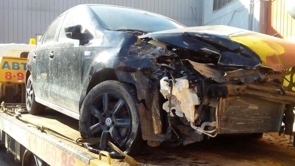 Выкуп битых, аварийных авто после ДТП в Дубовском районе